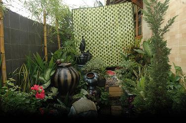 Taman untuk Siraman