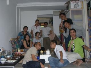 apartemen 1 M