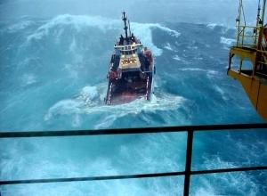 Laut dan kapal