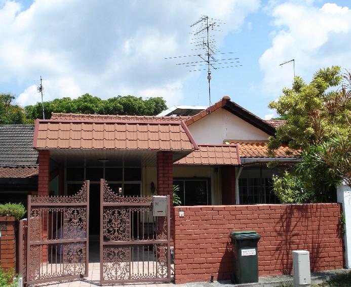 Rumah Kontrakan Sembawang