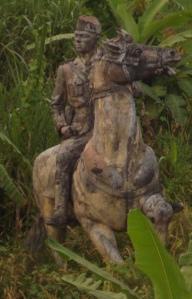 satria berkuda