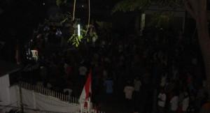 Susana Pesta Dangdut di Muwardi Raya Grogol