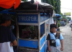 Tahu Gimbal Yogyakarta