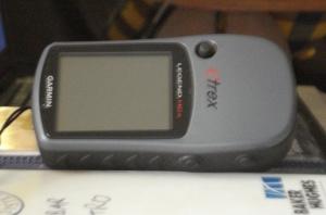 GPS - Garmin Etrex Legend HCX