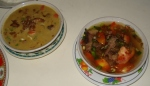 Tongseng dan Sup kambing empuk tanpa lemak