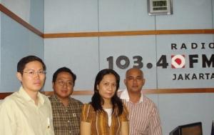 Bersama Awak Radio