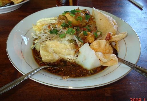 Tahu Kupat - Magelang, Central Java