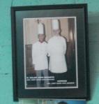 Pemiliknya ketika masih aktif menjadi Chef pada sebuah Hotel di Balikpapan