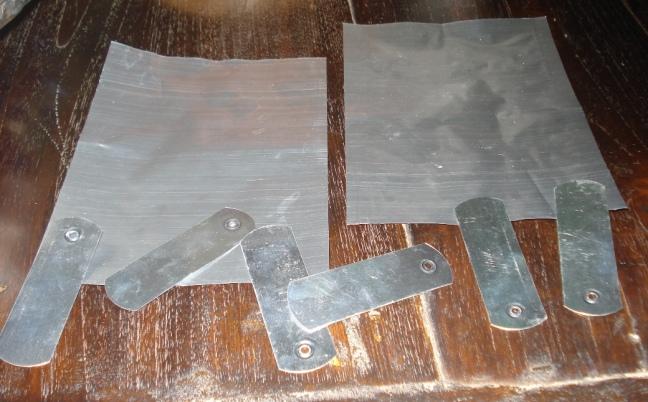 Alluminum Bags ukuran 18-1/2cm x 13-1/2cm