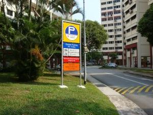 Memasuki rumah susun ala Singapore, sesekali melihat anak kecila keluar rumah hanya saat berangkat sekolah, pulang sekolah, pulang les atau keluar makan malam di hari libur.