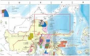 Ambalat sebagai batas imajiner para ahli geologi kita
